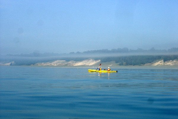 door-county-kayak-whitefish dunes