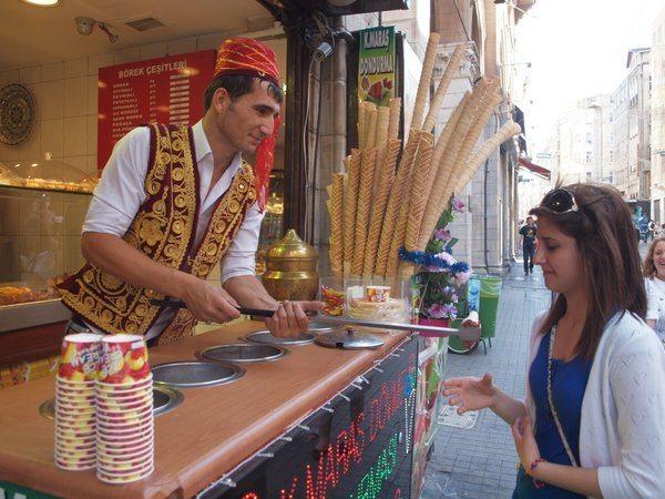 Turkish Ice Cream - Dondurma