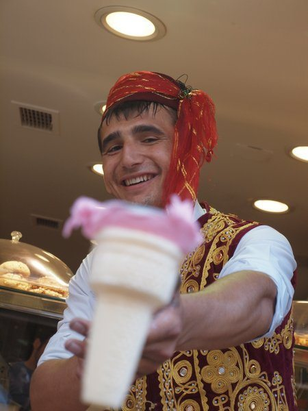 Turkish Ice Cream - Dondurma