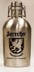 sprecher-stainless-steel-growler