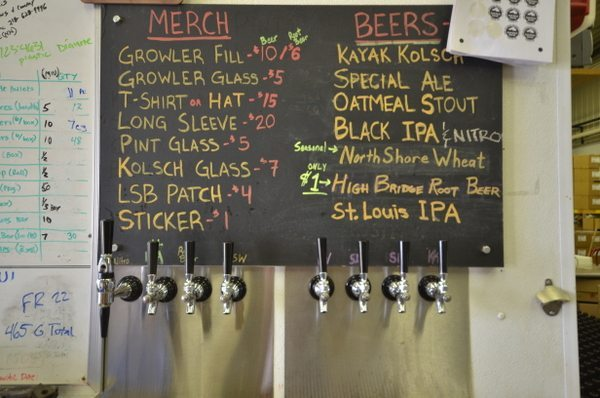 What's on at Lake Superior Brewing Co.