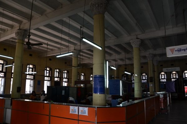 post-office-yangon