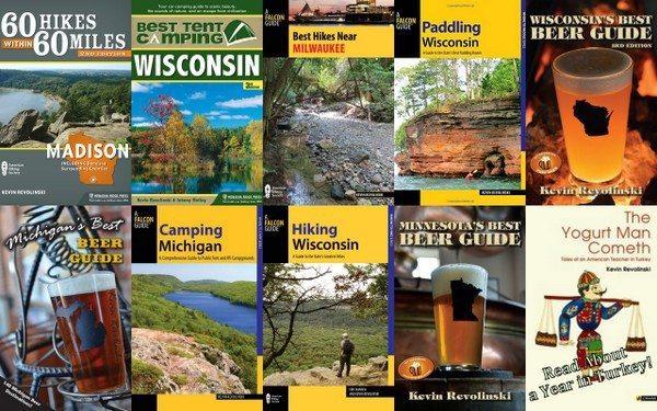 Kevin Revolinski Book Covers