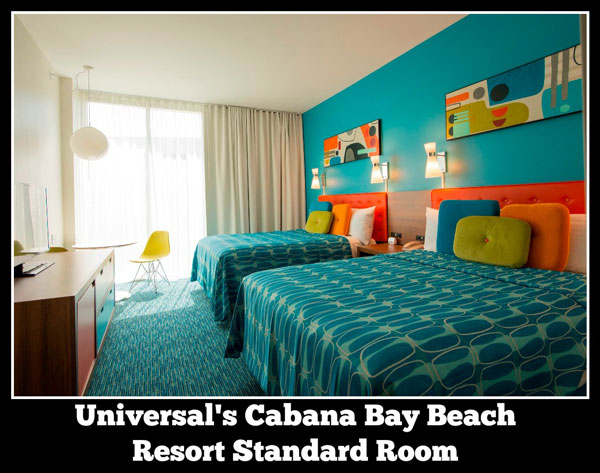 great sofa beds table with drawer universal's cabana bay beach resort - the magic for less ...