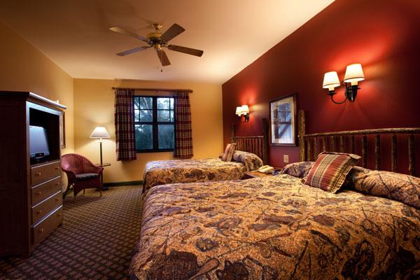 Two Bedroom Villa Second Guest At Disney S Hilton Head Island