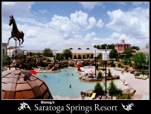 Disney' Saratoga Springs Resort And Spa - Magic