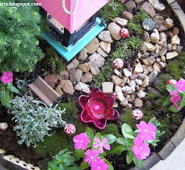 Fairy Gardens :: New Entries into the Contest