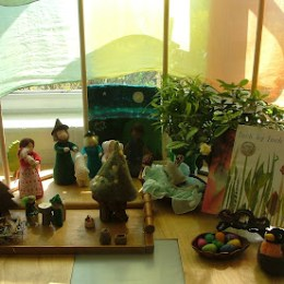 Discovering Waldorf :: Meditations On The Nature Table