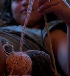 Teaching Kids To Knit