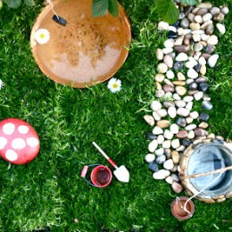 How To Make A Kid-Friendly Fairy Garden