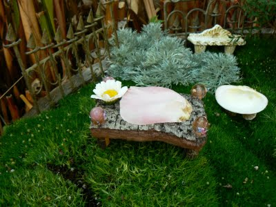 Enchanting Fairy Garden Furniture