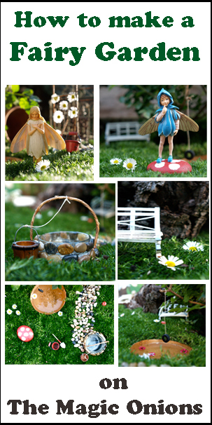 ... Garden Page That Is Packed Full Of Many Fairy Garden Ideas And  Tutorials, As Well As A Detailed Tutorial On How To Make A Larger, Outdoor, Fairy  Garden.