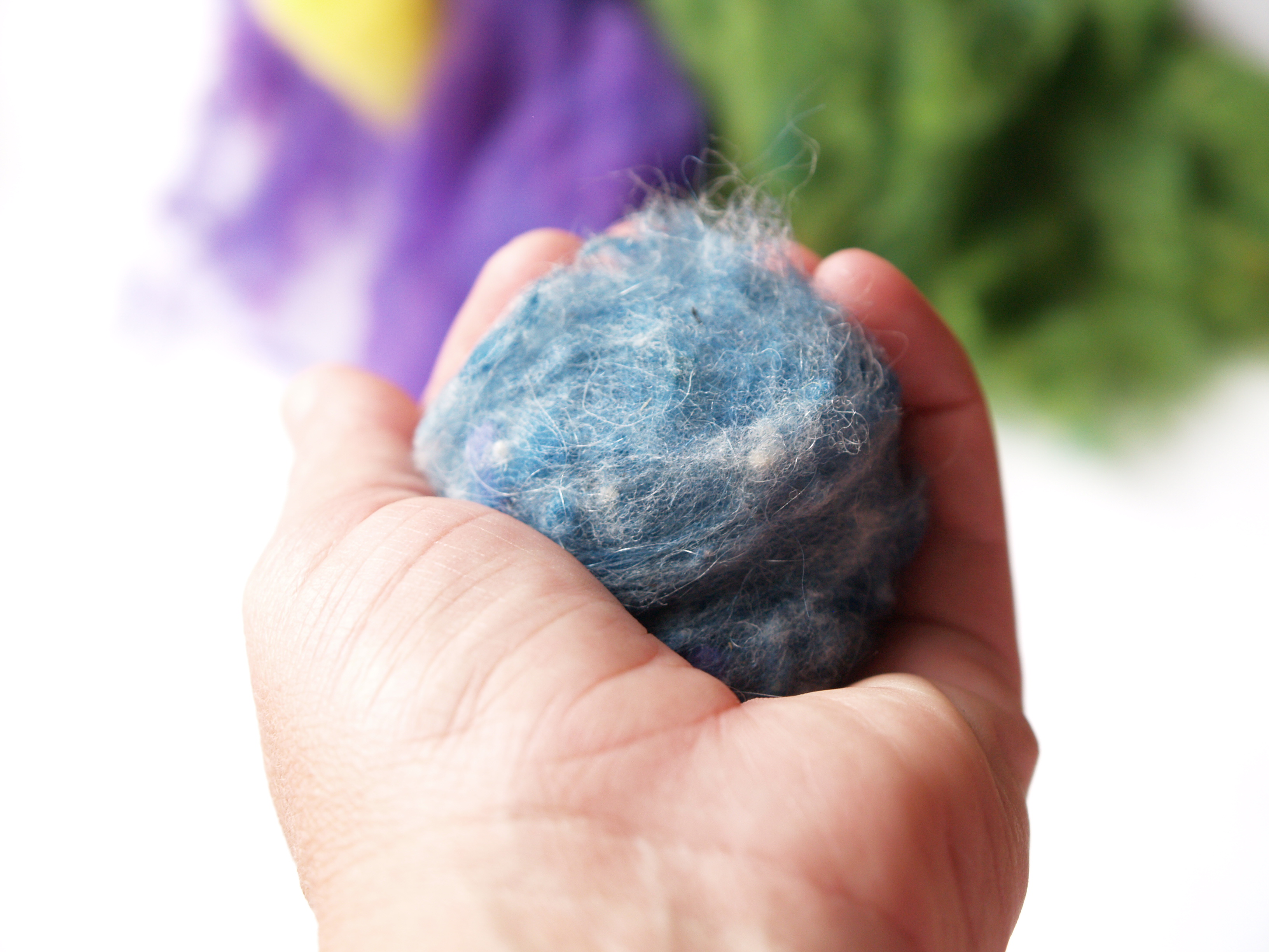 Felted geode tutorial felting fun for kids the magic onions choose baditri Images