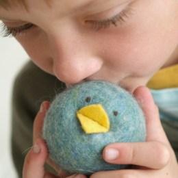 New Needle Felted Easter Treats at Fairyfolk