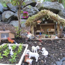 Fairy Garden Feature :: Three : 2013