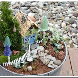 Fairy Garden Feature :: 2013 :: Five