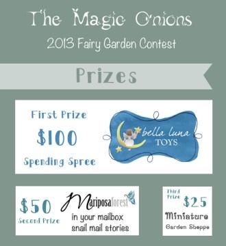 Fairy Gardens :: 2013 :: The Magic Onions ~ www.theMagicOnions.com