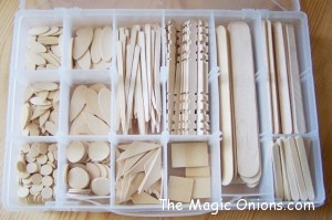 Crafting with Natural Materials - Wood - Discovering Waldorf :: www.theMagic Onions.com