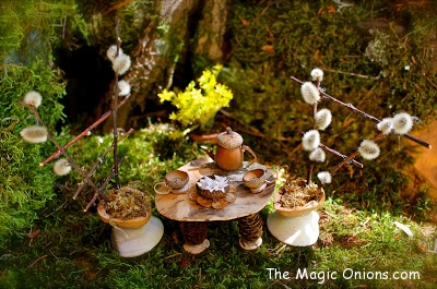 Fairy Gardens - The Magic Onions - 2013 - www.theMagicOnions.com