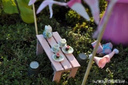 Fairy Garden on The Magic Onions - www.theMagicOnions.com