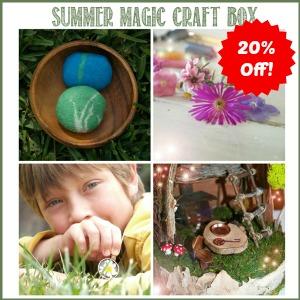 Summer Sale - Magic Craft Box :: www.theMagic Onions.com