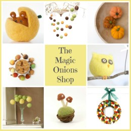 Grand Opening : The Magic Onions SHOP!