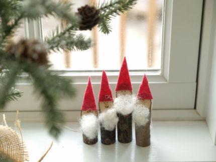 Tomten Gnomes : Winter Magic Craft Box : www.theMagicOnions.com