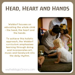 Educating the Head, the Heart and the Hands : Discovering Waldorf Education