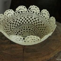 Let's Make Crocheted Bowls