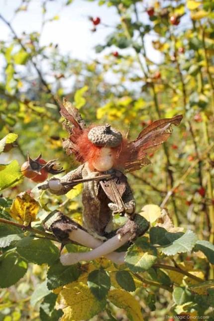 Autumn Fairy from Lavender&Lark : www.TheMagicOnions.com