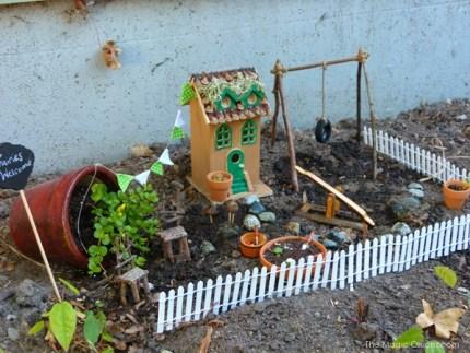 Fairy Garden : Finalist in the Fairy Garden Contest : www.theMagicOnions.com