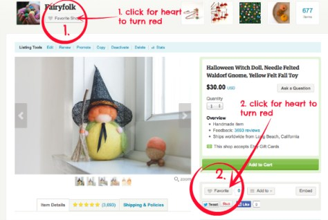 Halloween Pumpkin Witch : Needle Felted Doll : The Magic Onions Shop