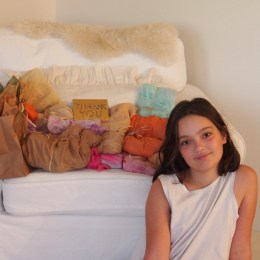 To My Beautiful Girl on your Eleventh Birthday : Birthday Letter