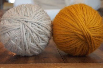 Wool Dryer Balls - Tutorial - www.theMagicOnions.com