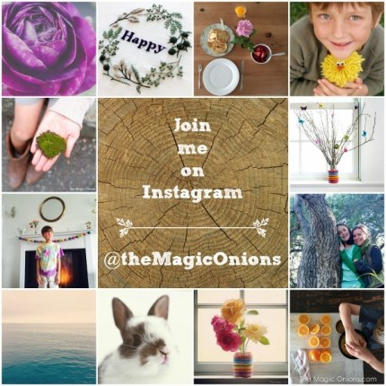 photo of magical moments on Instagram