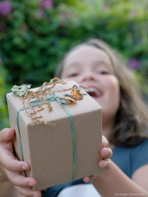 enchanting packaging