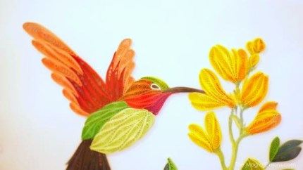 Photo of Intricate Paper Art : www.theMagicOnions.com