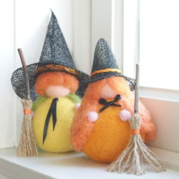 Autumn in The Magic Onions Shop
