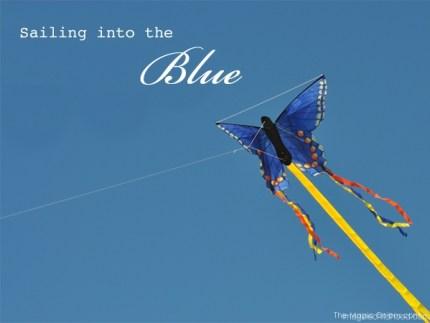 Silk Kite : Waldorf Play :: The Magic Onions Blog