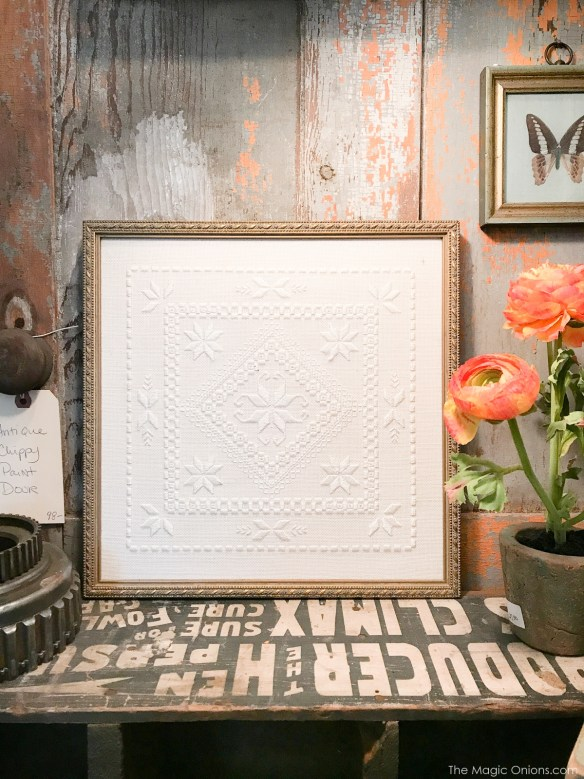 Antique Lace Embroidery :: The Vintage Trail :: Vermont
