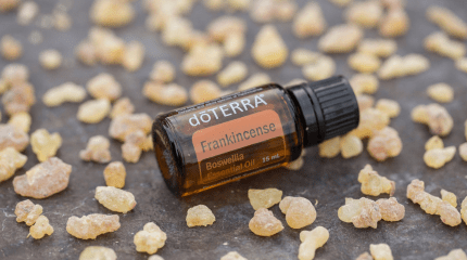 Essential Oils Co-impact Sourcing - doTERRA Frankincense