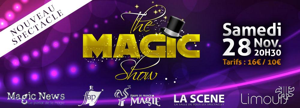 The Magic Show 6 à Limours
