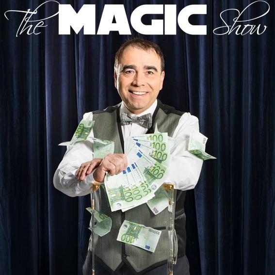 Pierre Spiry magicien