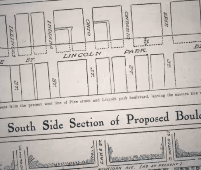 A Partial Timeline Of Chicagos Magnificent Mile