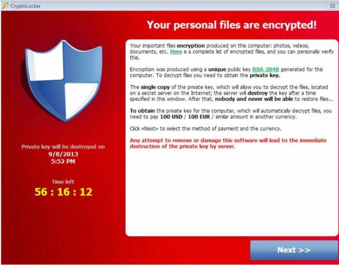 cryptlocker
