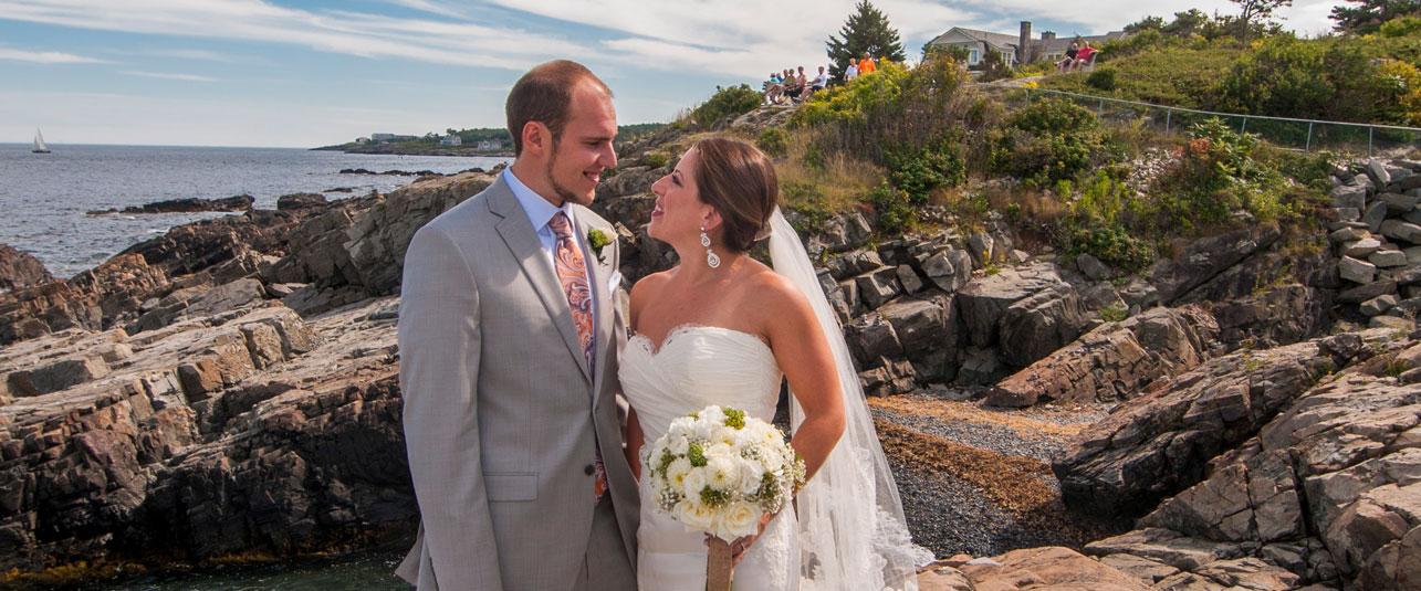 Destination Wedding in The Maine Beaches