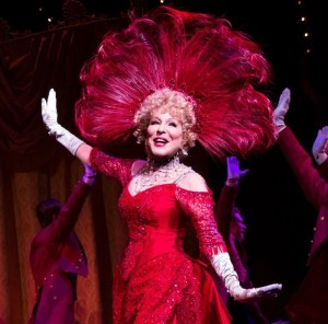 "Tony Awards 2017 - Bette Midler in ""Hello, Dolly!"" in the classic red gown was a showstopper."