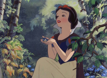 Snow-White_Singing