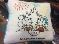 Decorative Throw Pillows At Disney Parks!