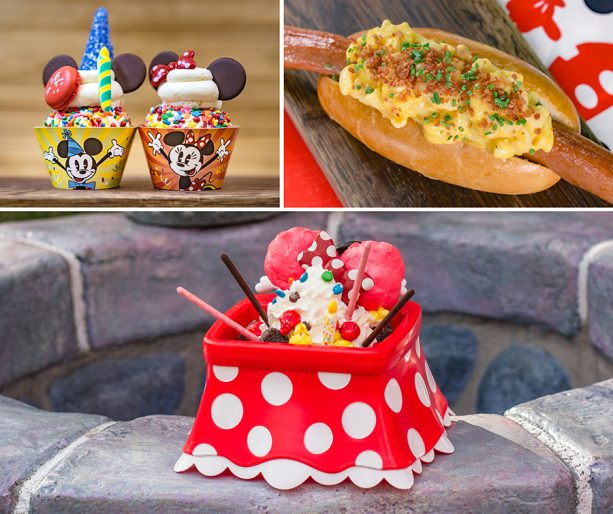 Foodie Guide To Get Your Ears On  A Mickey And Minnie